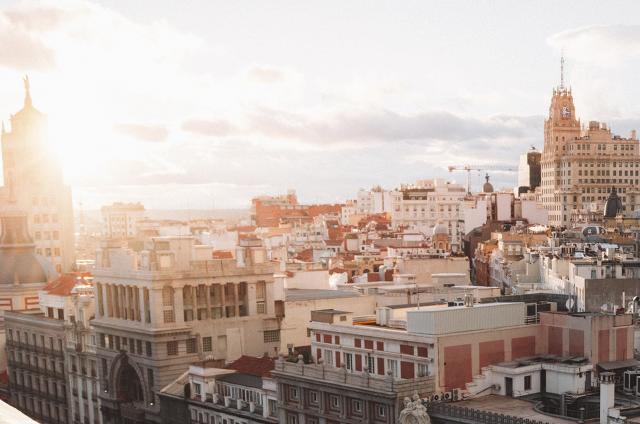 Madrid y su recorrido fiscal